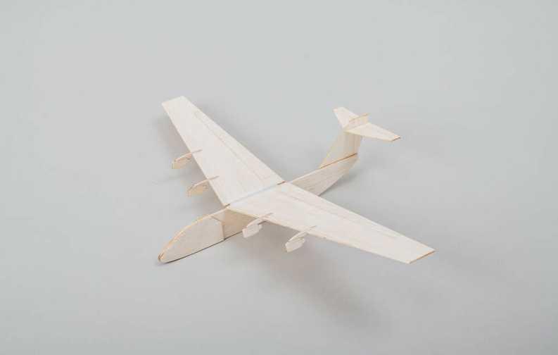 Airliner stavebnice házedla pro začátečníky od Aero-Naut