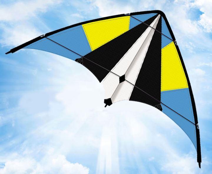 Sportovní řiditelný drak SKY MOVE 160 x 69 cm