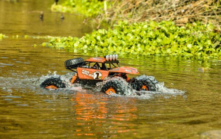 CARSON Sea Racer 1:12, 2.4GHz, RTR do vody či do sněhu