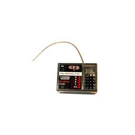 Přijímač 2,4 GHz waterproof
