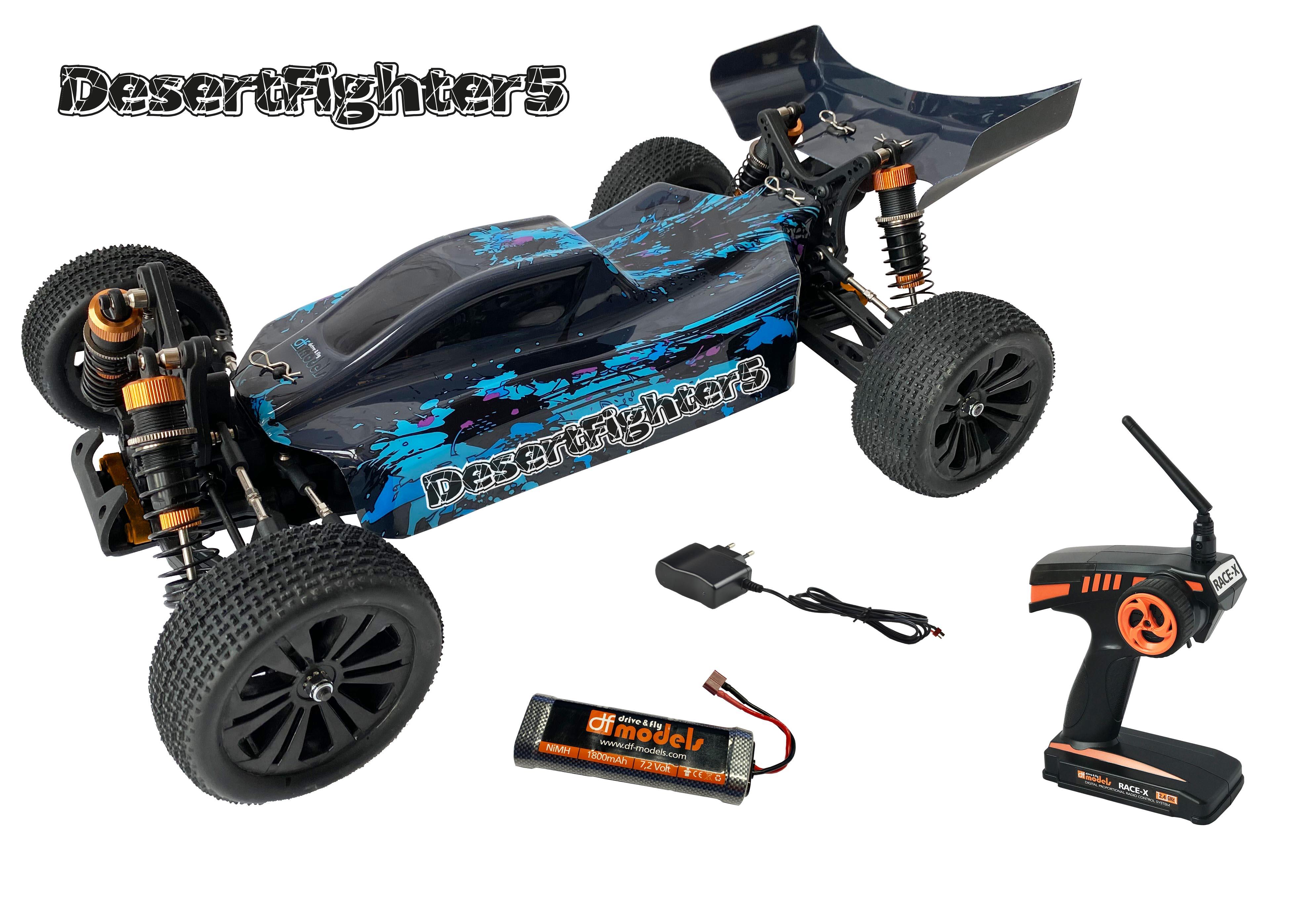 DesertFighter 5 Brushed Buggy 1:10 RTR