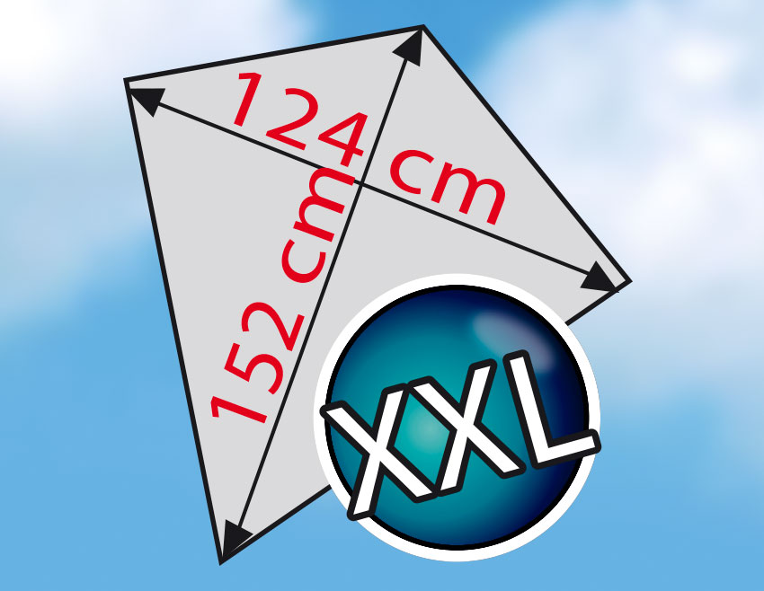ZIRKON 124x152 cm