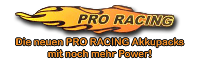 NiMH Aku 7,2 V / 5000 / Pro Racing T-Dean