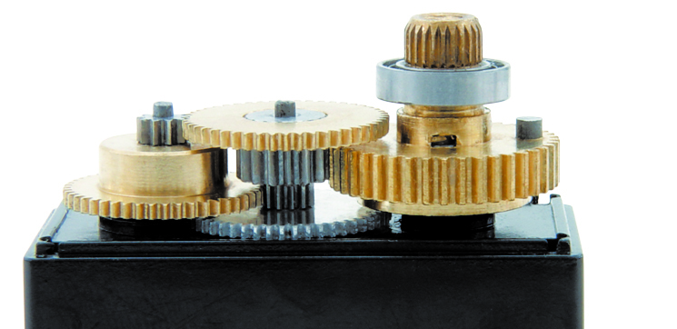 df-900D Digitální servo 8,9 kg, metal gear BOX