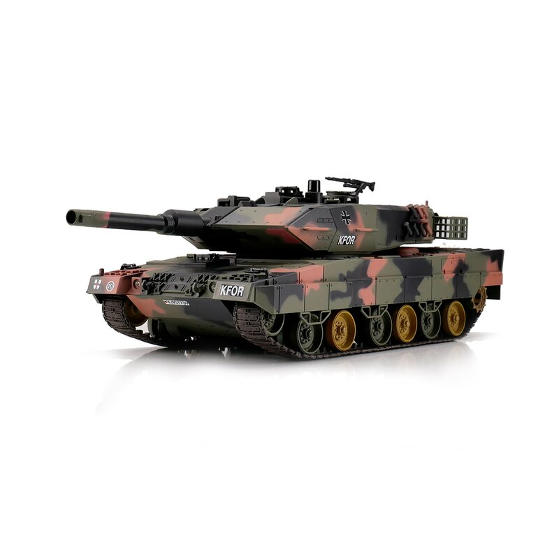 German LEOPARD II A5 RC tank 1:24 BB+IR